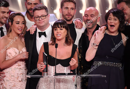 Jessica Fox - Best British Soap - Hollyoaks