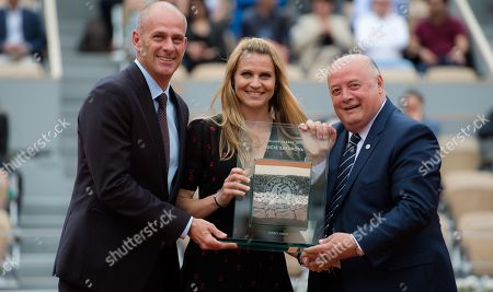Editorial image of French Open Tennis Championships, Day 5, Roland Garros, Paris, France - 30 May 2019