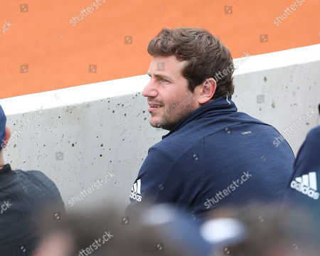 Editorial picture of French Open Tennis Championships, Day 5, Roland Garros, Paris, France - 30 May 2019