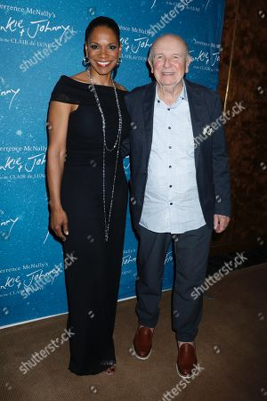 Audra McDonald and Terrence McNally