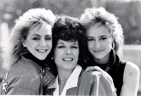 Television Programmes. C.a.t.s. Eyes' 1986 C.a.t.s. Eyes The Glamourous Crimebustin' Trio Are Back With New Eleven Episode Series Which Begins On Saturday 5 April At 9:15pm On Itv. Jill Gascoine Heads The Team As Maggie Forbes With Leslie Ash As Cheeky Daredevil Partner Fred. Joining Them Is Newcomer Tracy-louise Ward Who Gets Her First Big Television Break As Tessa The Blue-blooded Tomboy 'tex With A Taste For Fast Cars And Danger. Action And Adventure Are The Main Ingredients In The New Series Filmed Entirely On Location In The South East. The C.a.t.s. Eyes Team Have Left Their Former Detective Agency Cover And Now Operate From Anywhere That The Dangers Of 'covert Activites' Take Them. Producer Ray Menmuir (the Man Behind The Success Of Tv Cops 'the Professional') Was Recruited To Help Give This New Series A Major Facelift. 'we've Done Away With The Old Office Set Because We Felt This Was Proving Too Static. Now Every Scene Is Shot On Location Which Allows For More Adventurous Action Within Each Of The Storylines' Says Ray Menmuir. In This Weeks Episode 'one Away' Which Introduces The New Series The C.a.t.s. Eyes Team Enter A Race Against Time When They Are Called In To Track Down A Top Soviet Spy Who Has Escaped From A High-security Prison. Picture Shows: Leslie Ash Jill Gascoine And Tracey-louise Ward