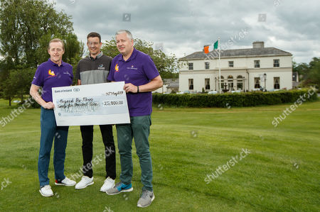 Editorial image of Launch Of The 14th Annual PREM Group Charity Golf Classic  - 30 May 2019