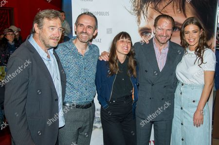 Olivier Rabourdin, Juliette Armanet, Ralph Fiennes, Adele Exarchopoulos
