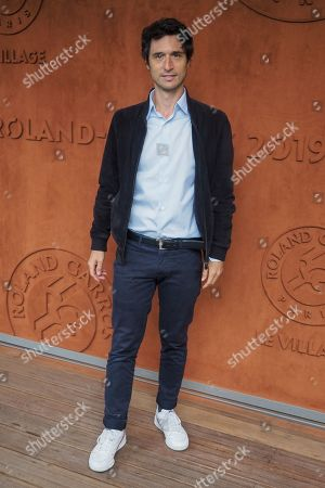 Editorial image of Celebrities at Roland Garros 2019 French Open, Day Five, Paris, France - 30 May 2019