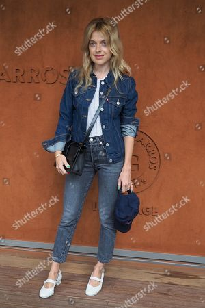 Editorial picture of Celebrities at Roland Garros 2019 French Open, Day Five, Paris, France - 30 May 2019