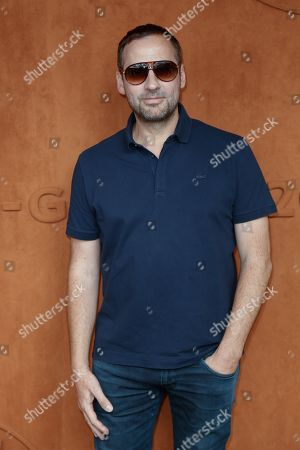 Stock Picture of Fred Testot