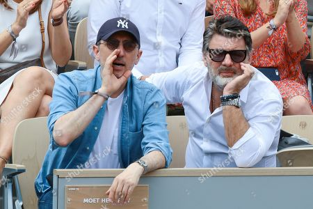 Editorial photo of Celebrities at Roland Garros 2019 French Open, Day Five, Paris, France - 30 May 2019