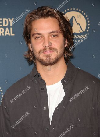 Editorial image of Comedy Central, Paramount Network and TV Land Press Day, Arrivals, The London, Los Angeles, USA - 30 May 2019