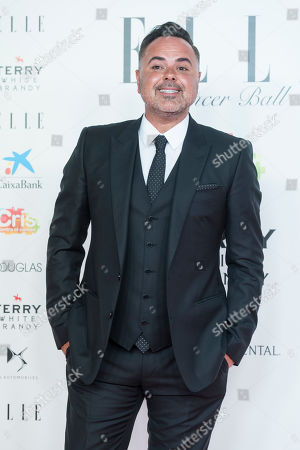 Editorial photo of ELLE solidarity gala dinner for CRIS Foundation against Cancer, Madrid, Spain - 30 May 2019