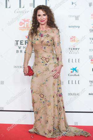 Editorial picture of ELLE solidarity gala dinner for CRIS Foundation against Cancer, Madrid, Spain - 30 May 2019