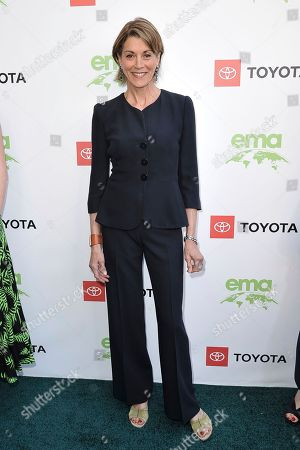 Stock Image of Wendie Malick attends the 2019 Environmental Media Awards at the Montage Hotel, in Beverly Hills, Calif