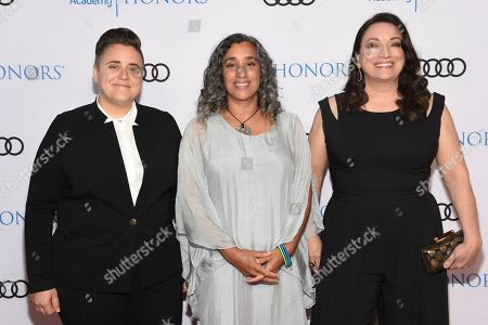 Editorial photo of 12th Annual Television Academy Honors - Arrivals, Los Angeles, USA - 30 May 2019