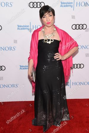 Naomi Grossman arrives at the 12th Annual Television Academy Honors, at the Beverly Wilshire Hotel in Los Angeles