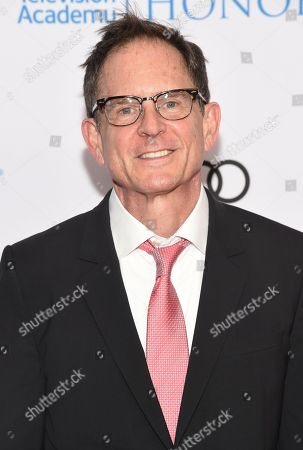 """David Marshall Grant, Executive Producer from """"A Million Little Things"""", arrives at the 12th Annual Television Academy Honors, at the Beverly Wilshire Hotel in Los Angeles"""