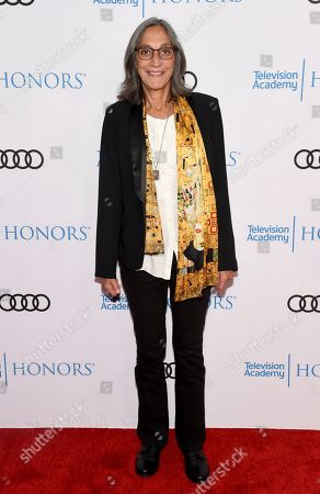 Miriam Cutler arrives at the 12th Annual Television Academy Honors, at the Beverly Wilshire Hotel in Los Angeles