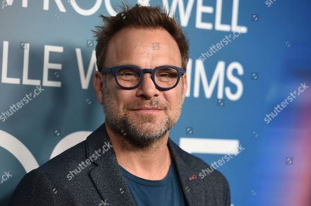 """Norbert Leo Butz arrives at the FYC Event for """"Fosse/Verdon"""" at Samuel Goldwyn Theater, in Beverly Hills, Calif"""