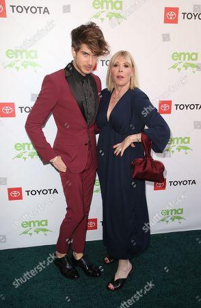 Joey Graceffa, Debbie Levin