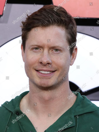 """Anders Holm attends the premiere of """"Late Night"""" at the Orpheum Theatre, in Los Angeles"""