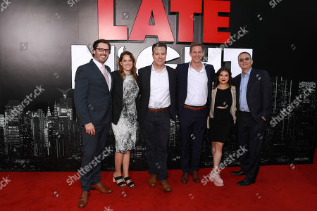 """Editorial image of LA Premiere of """"Late Night"""", Los Angeles, USA - 30 May 2019"""