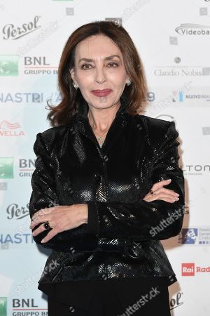 Editorial image of Nastri d'Argento Awards photocall, Rome, Italy - 30 May 2019
