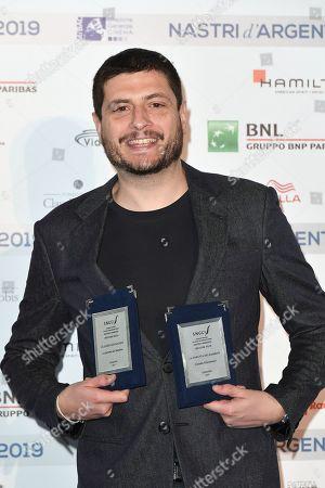 Director Claudio Giovannesi