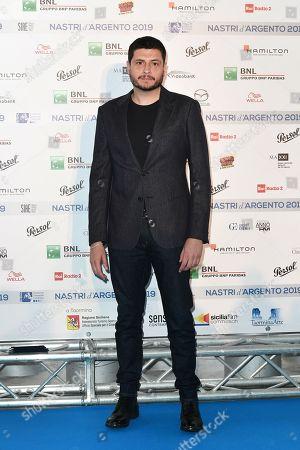 Editorial photo of Nastri d'Argento Awards photocall, Rome, Italy - 30 May 2019