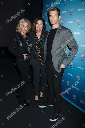 Stock Image of Orfeh, Paula Wagner and Andy Karl