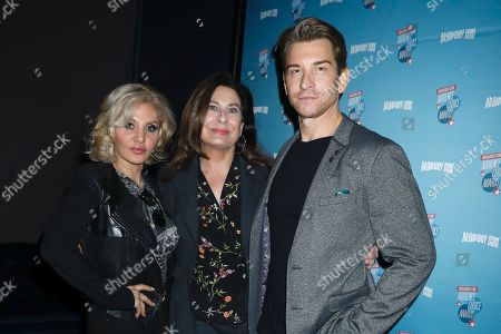 Stock Photo of Orfeh, Paula Wagner and Andy Karl