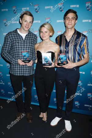 Stock Picture of Will Pullen, Celia Keenan-Bolger and Gideon Glick