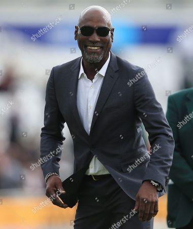 Editorial image of West Indies v Pakistan, ICC Cricket World Cup 2019, Cricket, Trent Bridge, Nottingham, UK - 31 May 2019