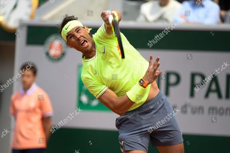 Editorial image of French Open tennis championships, Paris, France - 29 May 2019