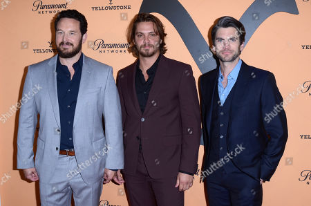 Editorial picture of 'Yellowstone' TV show, Season 2 Premiere Party, Los Angeles, USA - 30 May 2019