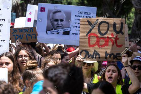 Editorial photo of SlutWalk in Tel Aviv, Israel - 31 May 2019