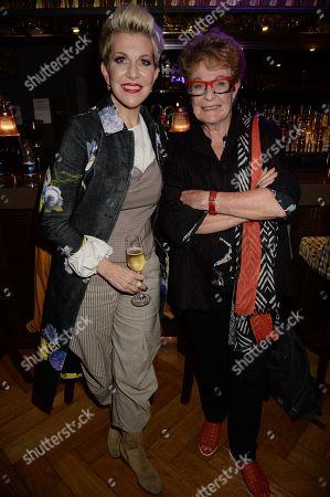 Stock Photo of Joyce DiDonato and Janet Suzman
