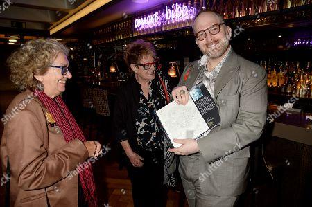 Guest, Janet Suzman and David Bruson