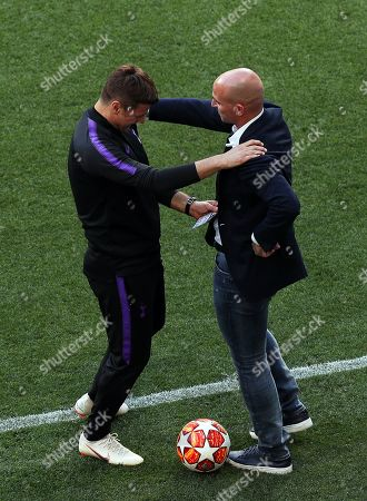 Editorial picture of UCL Final 2019 - Tottenham Hotspur training, Madrid, Spain - 31 May 2019
