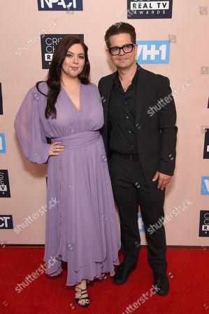 Jack Osbourne and Katrina Weidman
