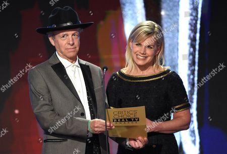 Gretchen Carlson and Mark McKinnon