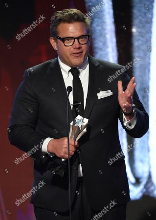 Stock Image of Tyler Florence - - Best Travel/Adventure Show - 'The Great Food Truck Race'