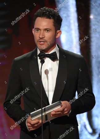 Stock Picture of Justin Willman
