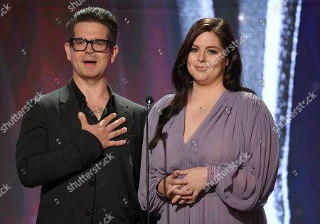 Jack Osbourne and Katrina Bowden