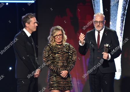 Editorial picture of Critics' Choice Real TV Awards, Show, The Beverly Hilton, Los Angeles, USA - 02 Jun 2019