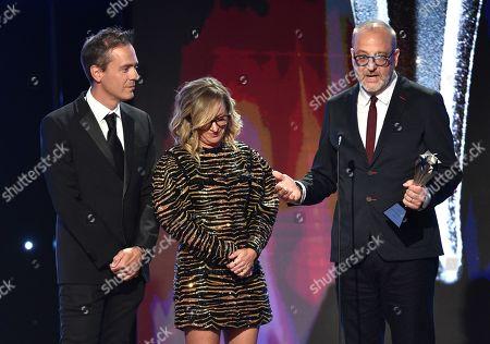 Editorial photo of Critics' Choice Real TV Awards, Show, The Beverly Hilton, Los Angeles, USA - 02 Jun 2019