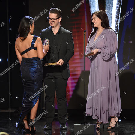 Sandra Lee - Female Star of The Year - 'Dr. Pimple Popper' - presented by Jack Osbourne and Katrina Bowden