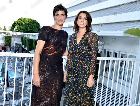 Stock Image of Laura Ricciardi and Moira Demos