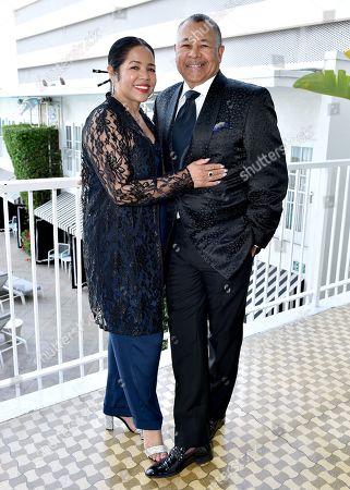 Susie Johnson and Ralph Johnson