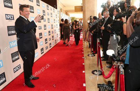 Editorial image of Critics' Choice Real TV Awards, Roaming Arrivals, The Beverly Hilton, Los Angeles, USA - 02 Jun 2019