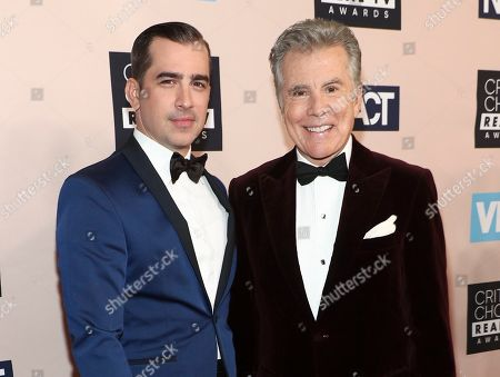 Callahan Walsh and John Walsh