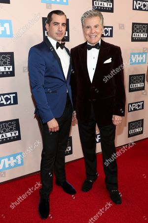 Editorial picture of Critics' Choice Real TV Awards, Roaming Arrivals, The Beverly Hilton, Los Angeles, USA - 02 Jun 2019