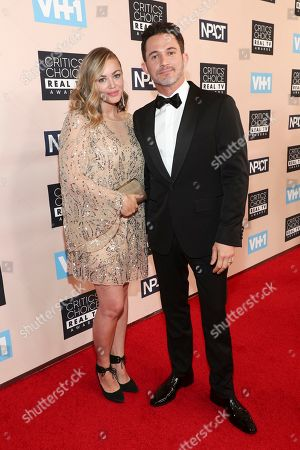 Stock Picture of Jillian Sipkins and Justin Willman